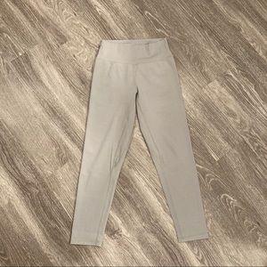 "P'tula Pants & Jumpsuits - P'tula Taylor ""Stay True"" Legging 24"" - White Sage"